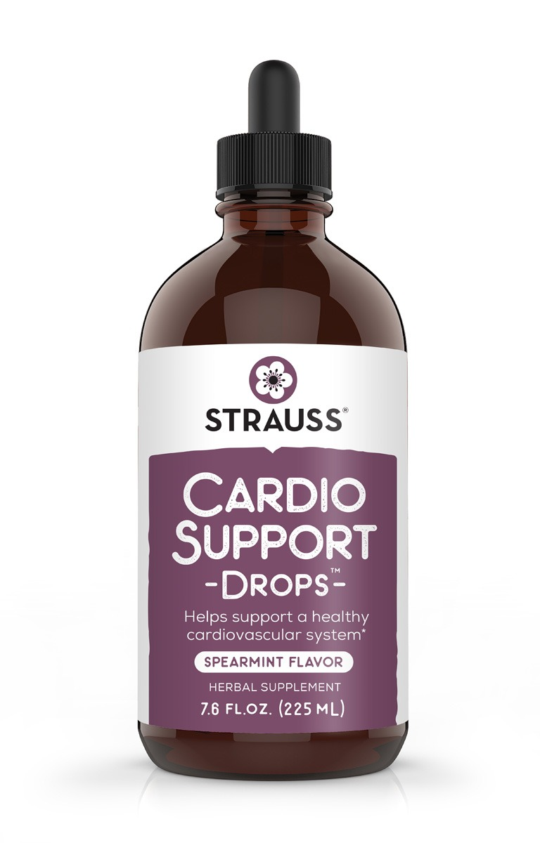 Cardio Support Drops™ for Cardiovascular Health