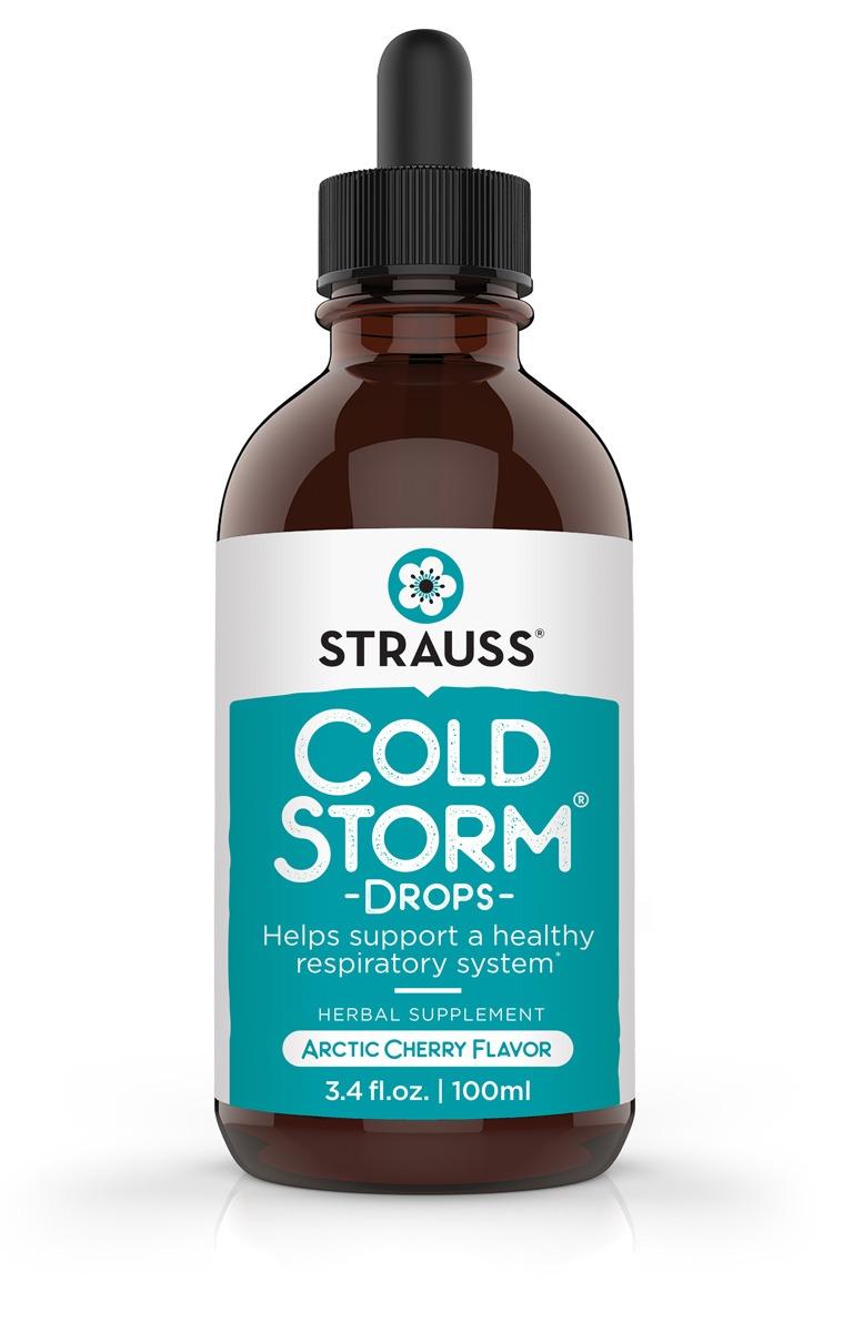 ColdStorm® Drops – Respiratory Support Supplements