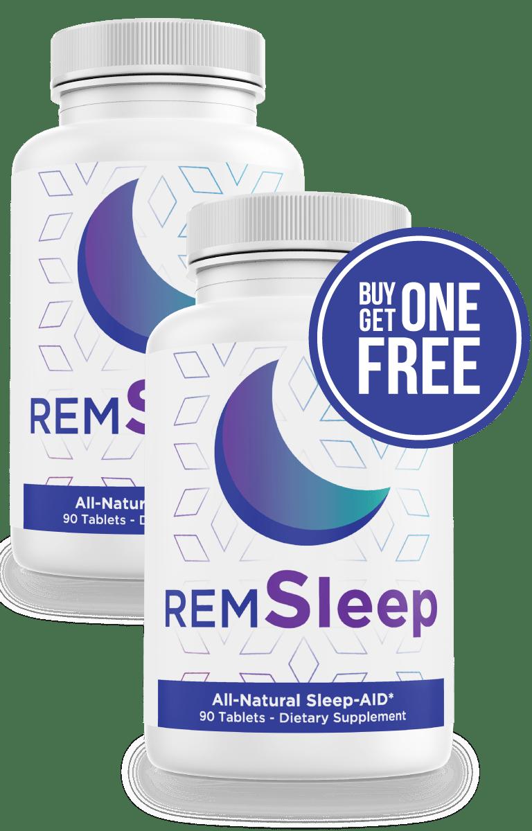 REMSleep© – Sleep Aid Supplement Complex